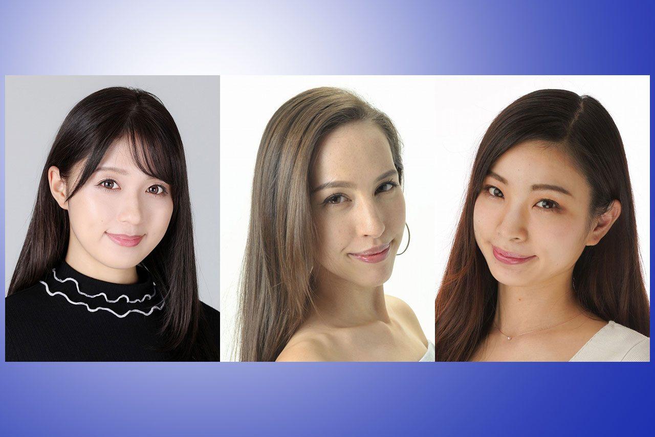 Keihin Blue BeautyとKeihin Blue Navigatorを発表。今年は全日本ロードにも勝利の女神が登場
