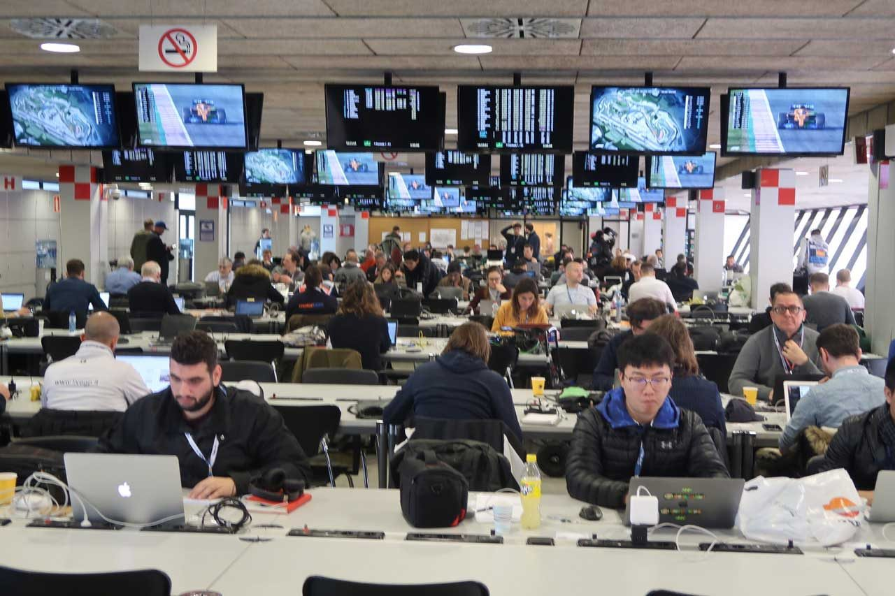 2020年F1バルセロナテスト現地情報(2)