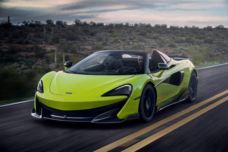 クルマ | 公道からサーキットまでを網羅するマクラーレン600LT、青い炎を魅せる極上のマシン/最新スーパースポーツカー試乗レポート