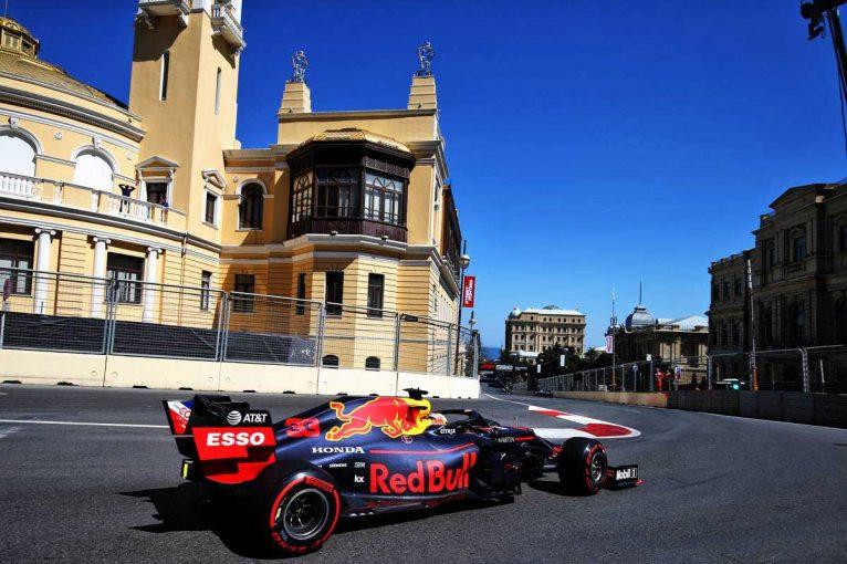 F1   ピレリ、2020年F1第8戦アゼルバイジャンGPに持ち込むタイヤ選択を発表