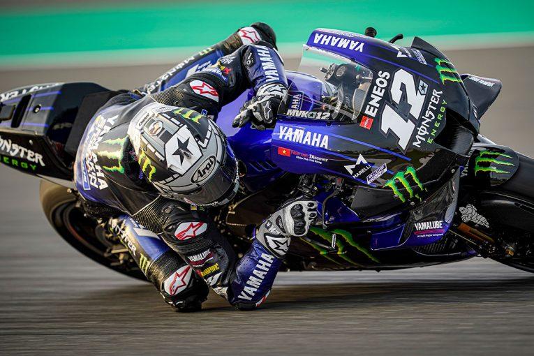 MotoGP | ビニャーレス「バイクはいいフィーリング。正直この3日間が楽しかった」/MotoGPカタールテスト3日目