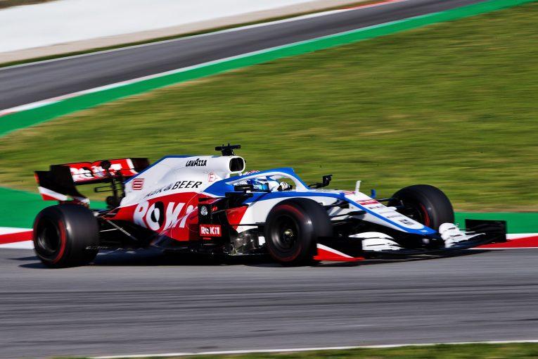 F1   ウイリアムズF1、最下位脱出に自信「毎回予選Q2に進出し、誇れるポジションをつかみたい」