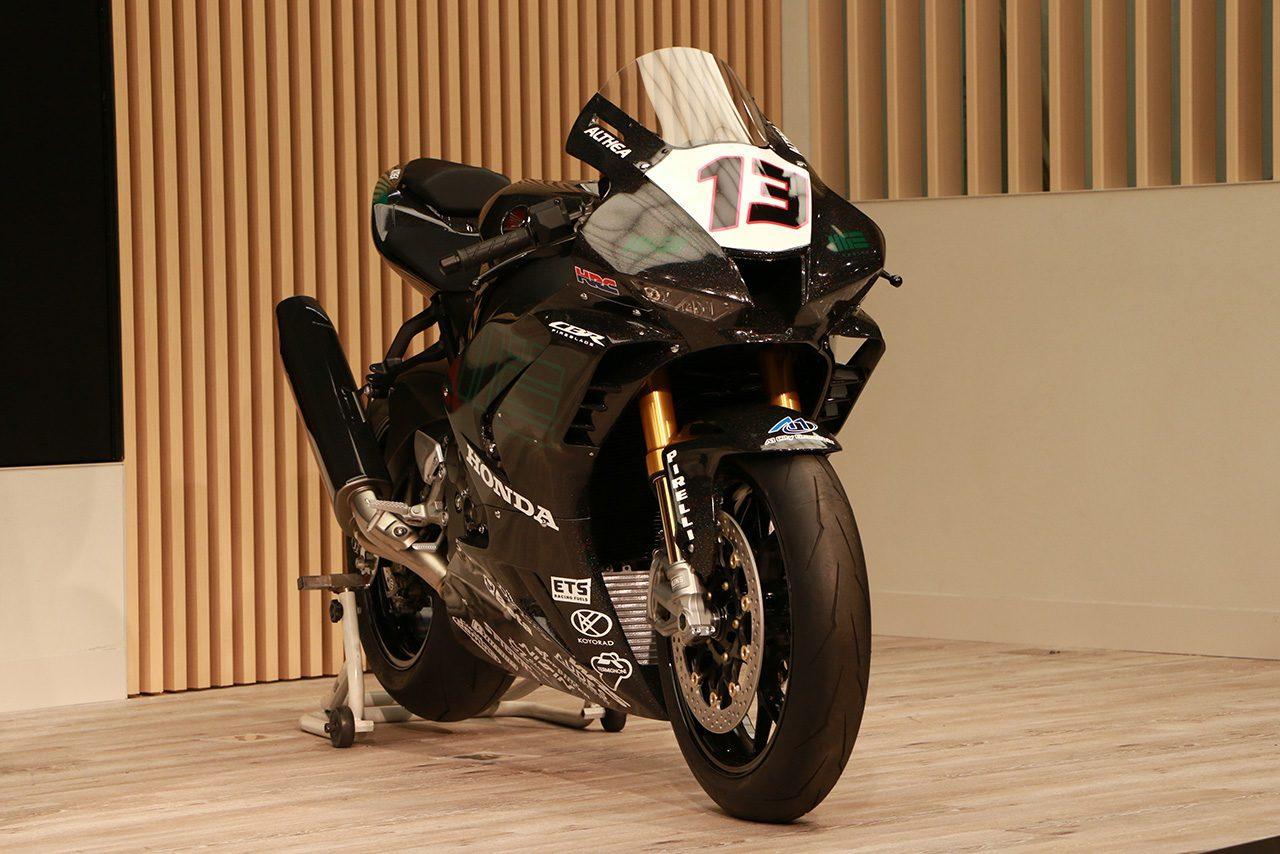 2020年SBKを戦うホンダCBR1000RR-R/MIEレーシング・アルティア・ホンダ・チーム