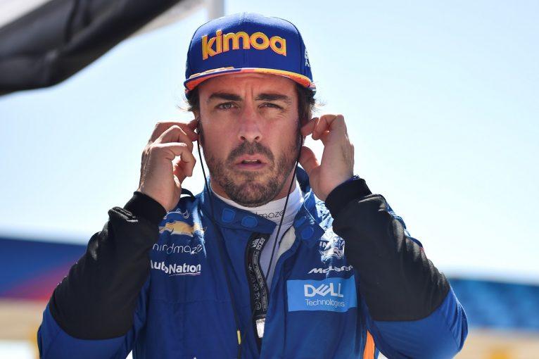 海外レース他 | アロンソのインディ500出場が決定。マクラーレンと共に3度目の挑戦へ