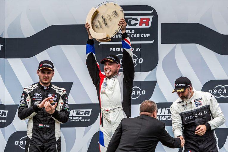 海外レース他 | WTCR:ロブ・ハフが実質的引退を宣言。15年におよぶツーリングカー世界戦での活動に幕