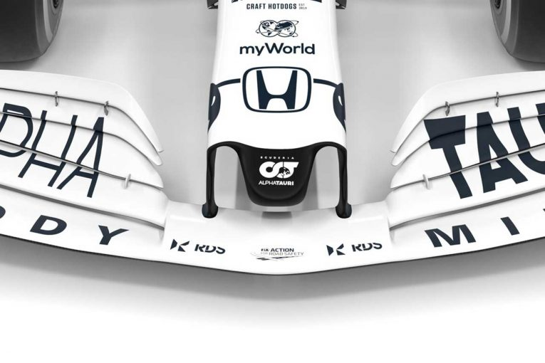 F1 | アルファタウリ・ホンダF1、デザイン業などに携わる日本企業『RDS』とのパートナーシップを延長