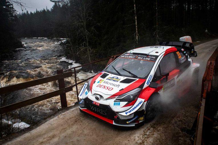 ラリー/WRC | 【動画】2020WRC第2戦スウェーデン ダイジェスト