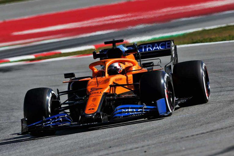 F1 | マクラーレンF1、日本企業『ヤマザキマザック』とパートナーシップを延長。新たに『Buzz & Co』とも契約