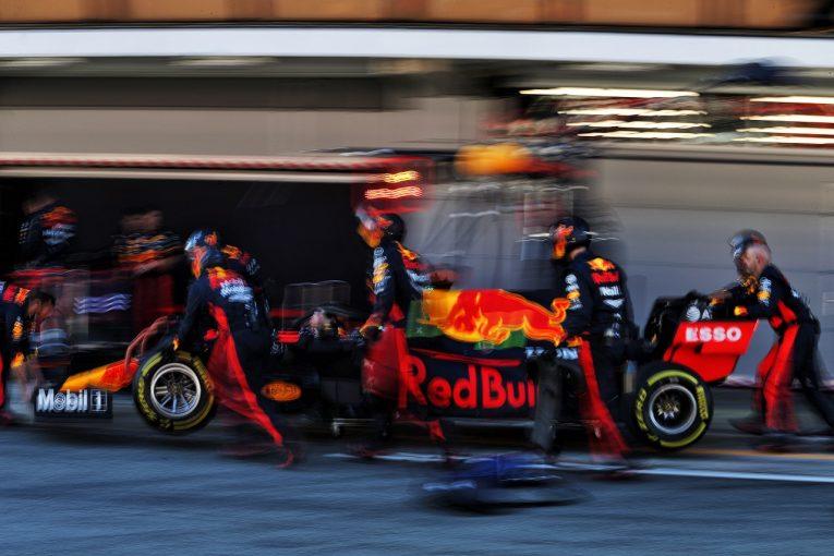 F1 | 【第2回F1テスト1日目・タイム結果】アルファロメオのクビサが最速。フェルスタッペン、コース上でストップも2番手