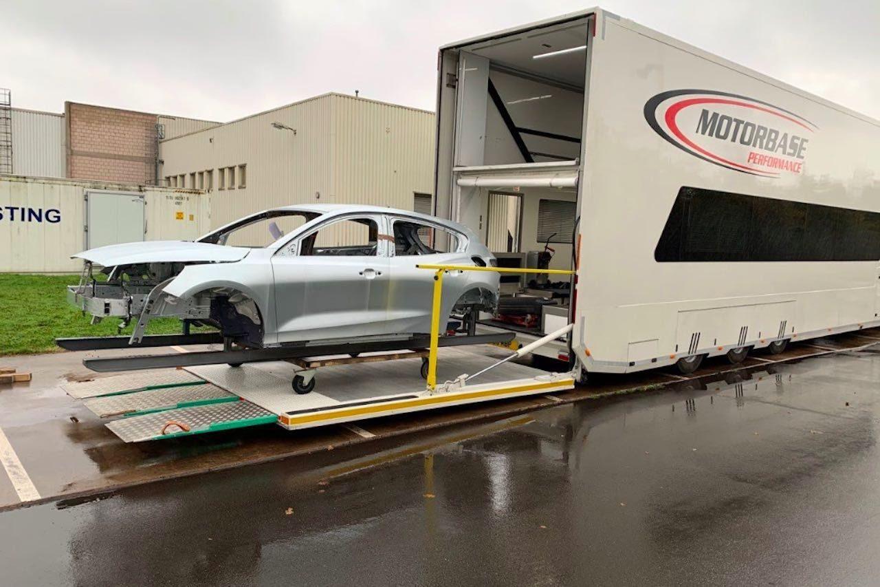 BTCC:フォード陣営のモーターベース、2020年は第4世代フォーカスSTにスイッチ