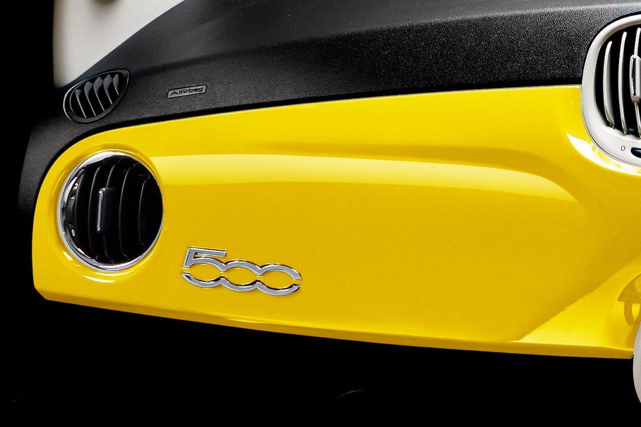 """国際女性デーに贈る""""ミモザ""""の鮮やかさをイメージした『フィアット500』限定車が登場"""