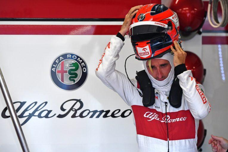 F1 | クビサが1分16秒台。レッドブル&アルファタウリ、トラブルで走行時間失う/第2回F1テスト デイ1