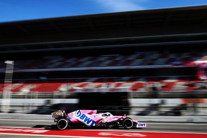2020年第2回F1プレシーズンテスト1日目:セルジオ・ペレス(レーシングポイント)