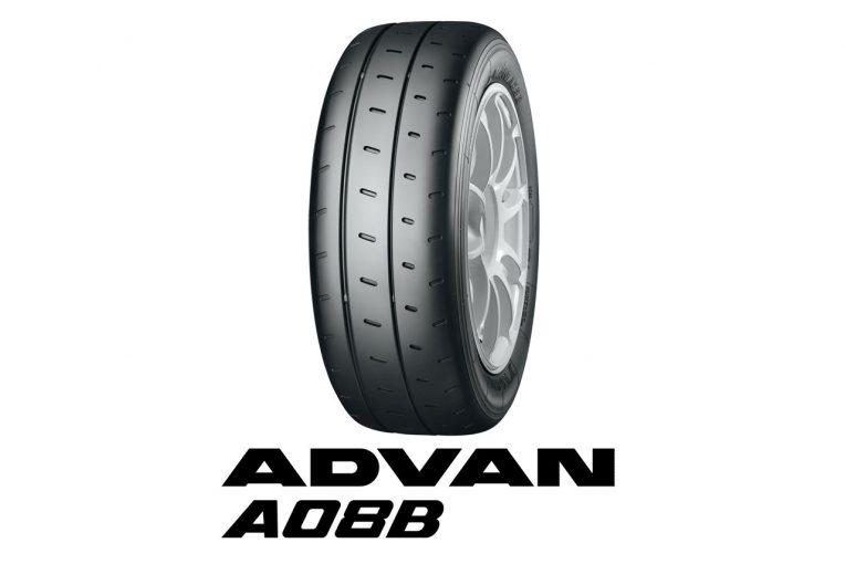 クルマ | 横浜ゴム、ジムカーナ向けタイヤ『ADVAN A08B SPEC G』に新サイズ追加。2月28日発売