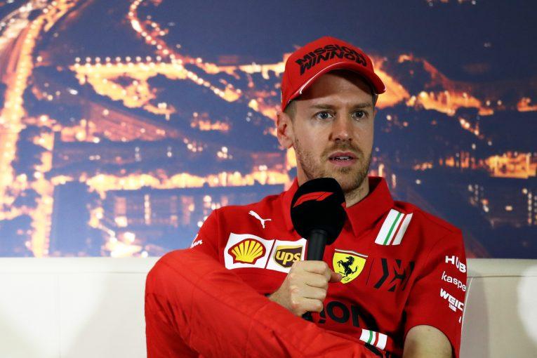F1 | ベッテル、F1引退の噂を再度一蹴。フェラーリ代表も2021年以降の契約延長を強く希望