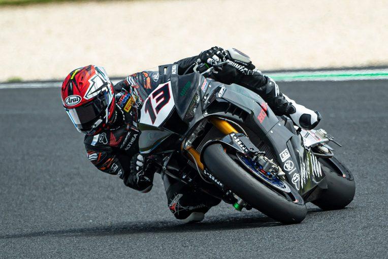 MotoGP   SBKフィリップアイランドテスト、高橋巧は初走行もトラブル。カワサキのレイが総合首位