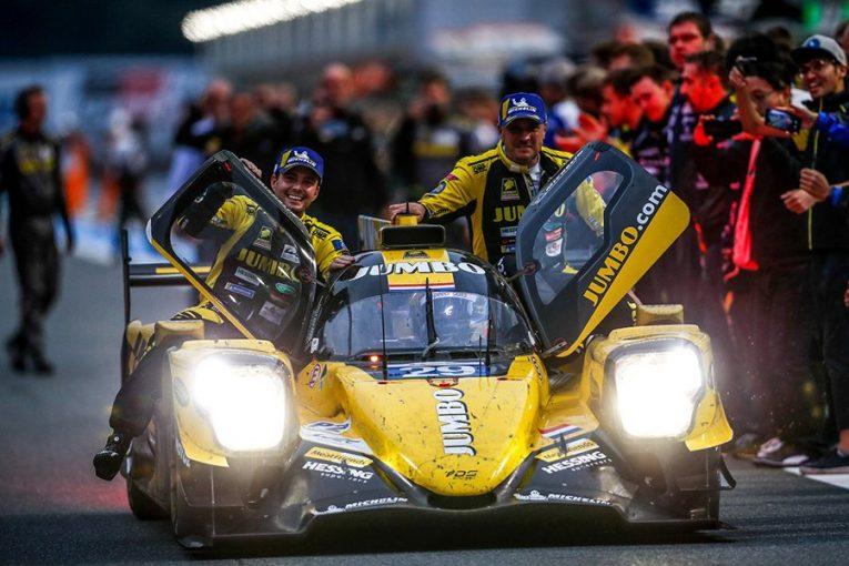 ル・マン/WEC | WEC:レーシングチーム・ネーデルランドがIMSA転向を示唆。ブロンズ起用義務ルールに注目