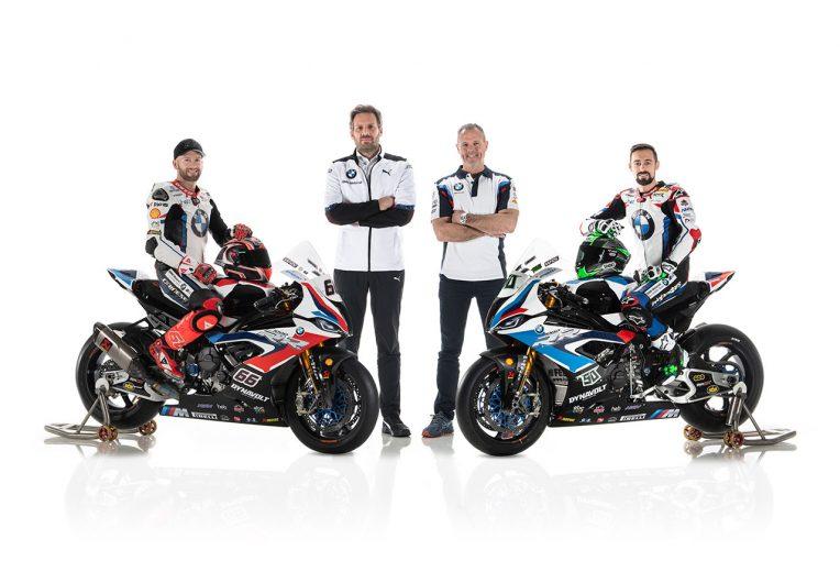 MotoGP | 【ギャラリー】SBK:BMW S1000RR/BMWモトラッド・ワールドSBKチーム