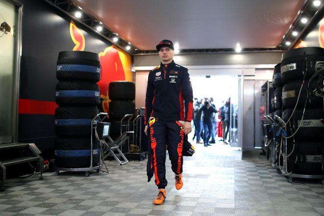 2020年第2回F1プレシーズンテスト2日目:マックス・フェルスタッペン(レッドブル・ホンダ)