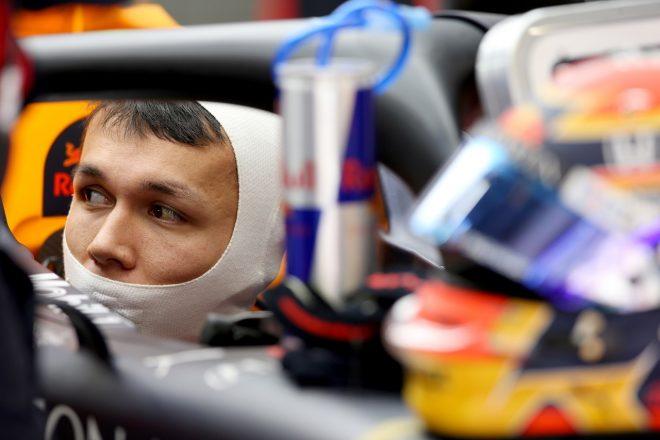 2020年第2回F1プレシーズンテスト2日目:アレクサンダー・アルボン(レッドブル・ホンダ)