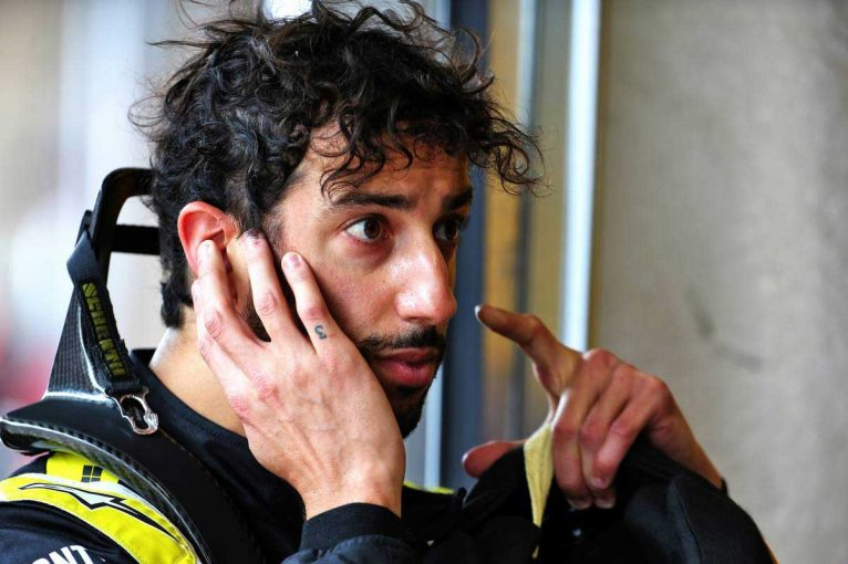 F1   トップタイム記録のリカルド、マシン&パワーユニットの信頼性に満足「開幕に向けて準備万端」