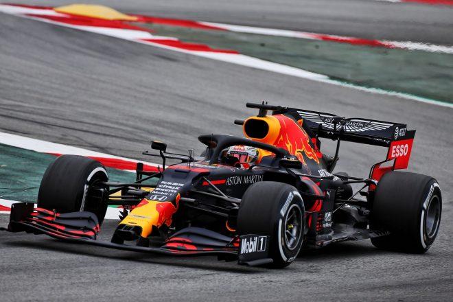2020年第2回F1プレシーズンテスト3日目:マックス・フェルスタッペン(レッドブル・ホンダ)