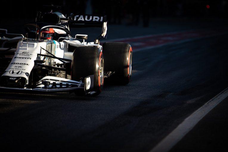 F1 | 「ホンダPUが向上したおかげで、スムーズに作業を進められた」アルファタウリF1代表、6日間のテストを振り返る