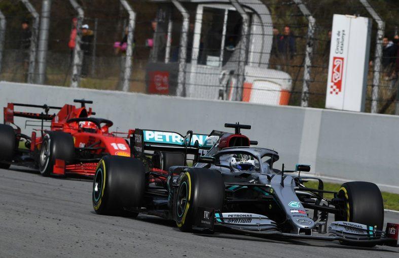 F1 | メルセデス&ボッタスが2週連続で最速も、4チームが0.2秒差にひしめく/F1テスト最終日