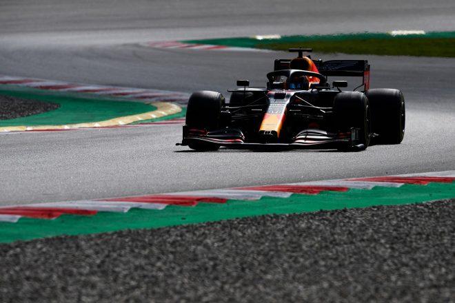 2020年第2回F1プレシーズンテスト3日目:アレクサンダー・アルボン(レッドブル・ホンダ)