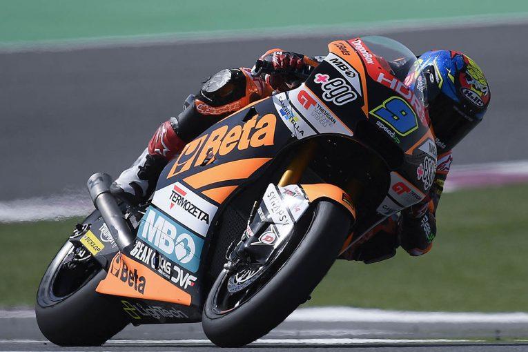 MotoGP | ホルヘ・ナバーロがトップ。長島哲太は5番手【タイム結果】Moto2クラス:カタールテスト1日目