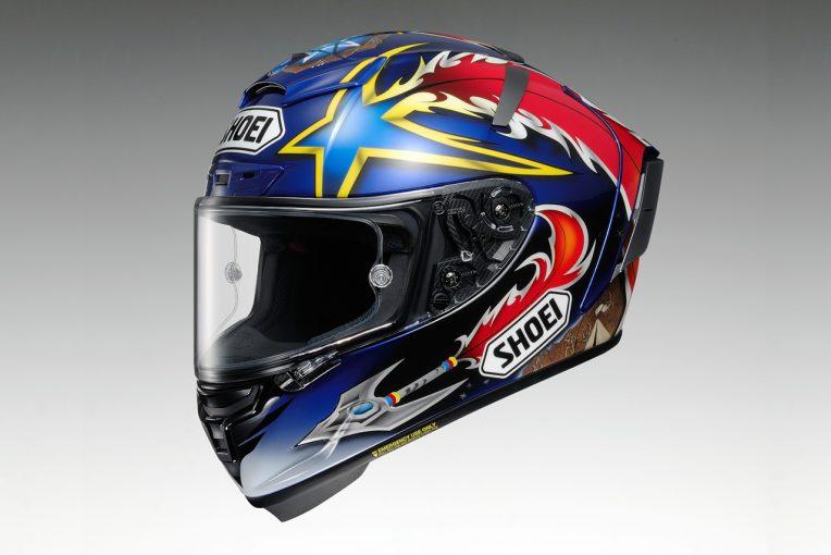 MotoGP | MotoGP:阿部典史のレプリカヘルメット『ノリック'04』がショウエイから発売