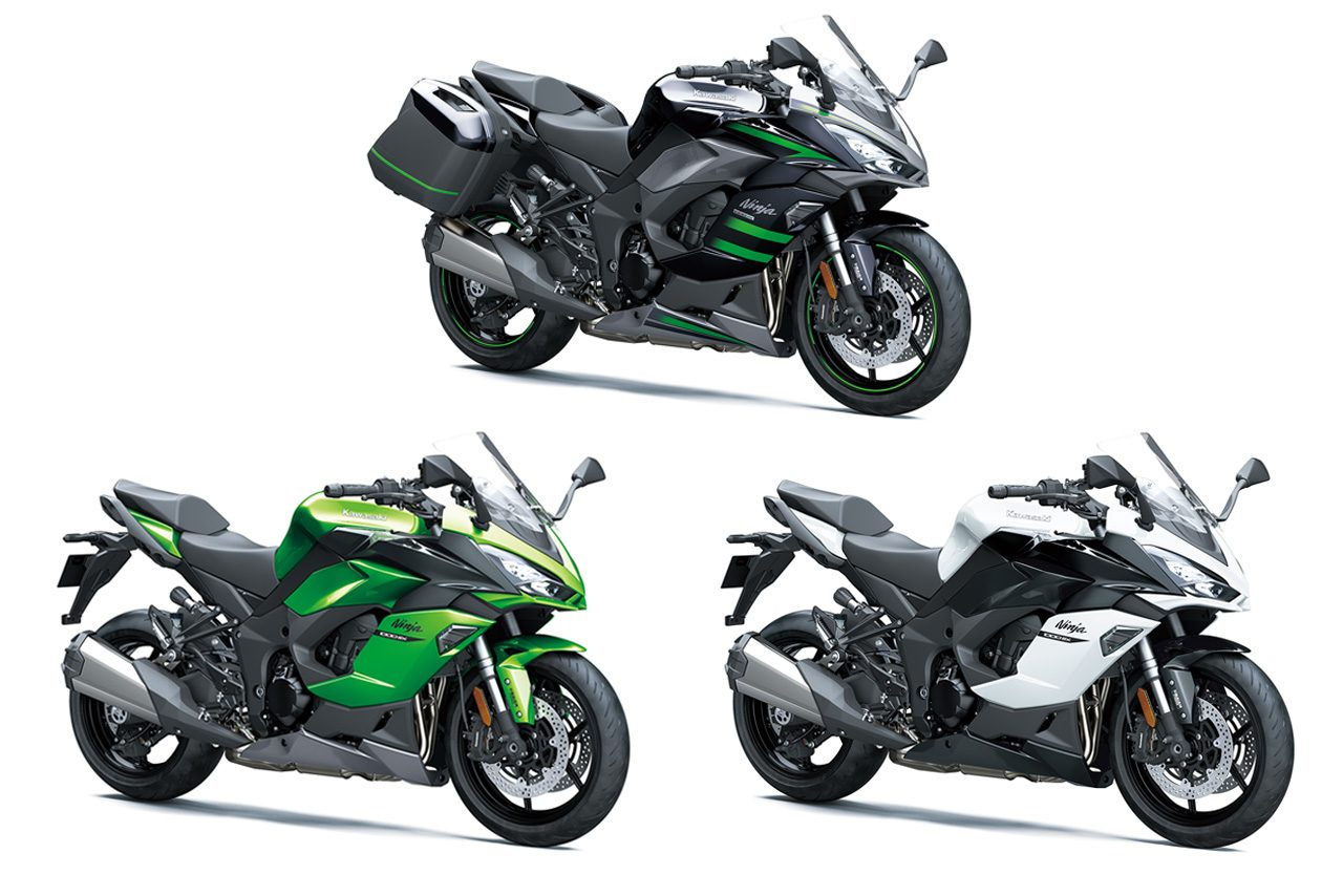 カワサキ『Ninja 1000SX』が4月4日発売。スポーツツアラーとしてさらに魅力的なマシンへと変貌