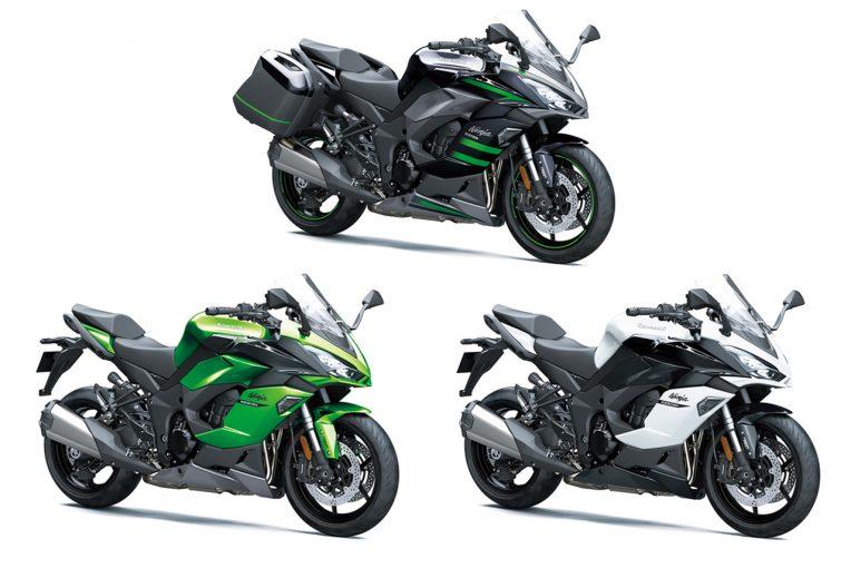MotoGP | カワサキ『Ninja 1000SX』が4月4日発売。スポーツツアラーとしてさらに魅力的なマシンへと変貌