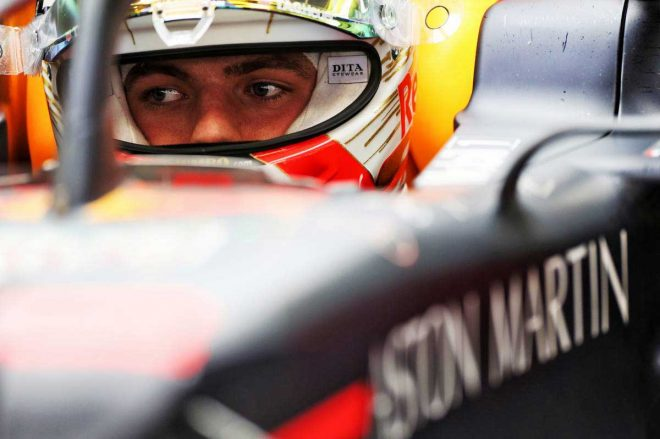 2020年F1第2回バルセロナテスト3日目 マックス・フェルスタッペン(レッドブル・ホンダ)
