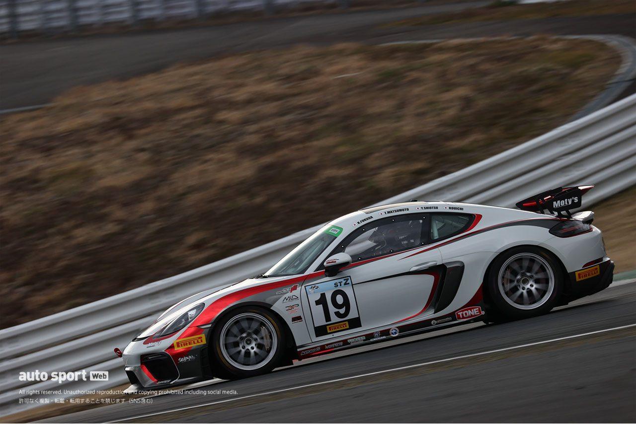 スーパー耐久公式テスト:TAIROKU RACINGが好スタートを切る、新車両導入チームも好感触を得る