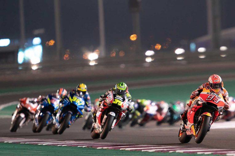 MotoGP   MotoGP:開幕戦カタールGPで最高峰クラス開催見送り。対イタリアの新型コロナ対策が影響
