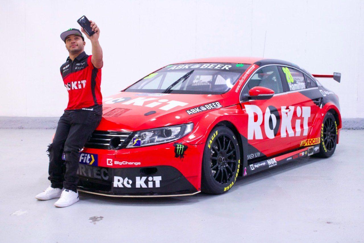 BTCC:ルイス・ハミルトンの弟ニコラスが再びシリーズへ。VW陣営のチームHARDに加入
