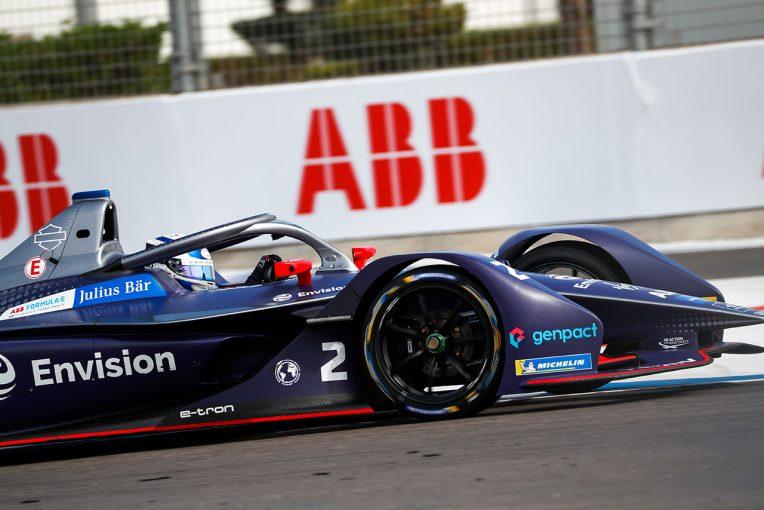 海外レース他 | フォーミュラE:キャシディが首位でルーキーテスト終了。2位に0.463秒の差をつけコースレコードを記録