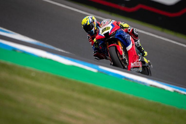 MotoGP | Team HRCが見せたトップ集団に食い込む走りと高橋巧のマシントラブル/SBK開幕戦オーストラリア