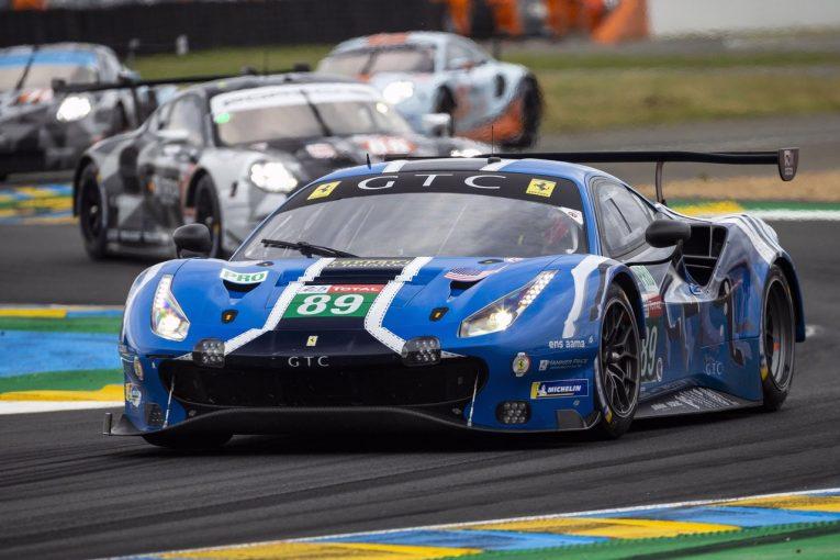 ル・マン/WEC | ル・マン24時間:リシ・フェラーリはフランス人3名体制か。元フォードのブルデー&プラ起用