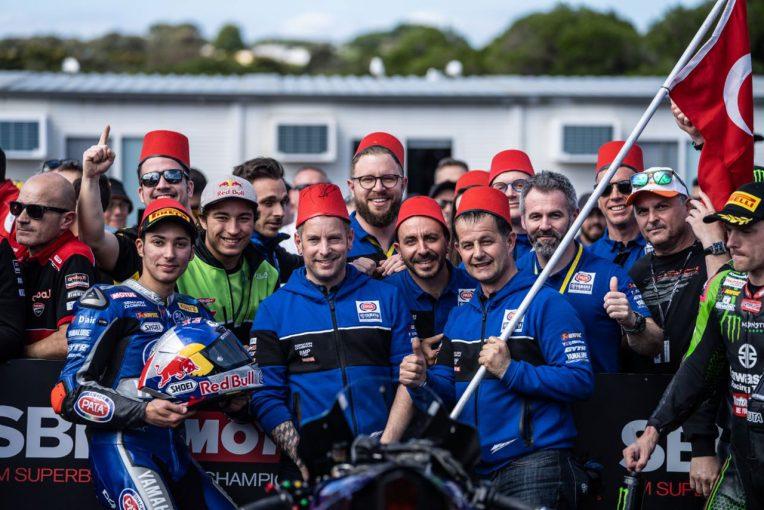 MotoGP | ラズガットリオグル「危うい場面もあったが優勝できた」/SBK第1戦オーストラリア レース1コメント