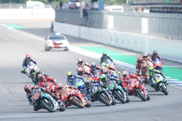 MotoGP   MotoGP:第2戦タイGPの開催延期が決定。タイ政府、新型コロナの感染拡大を懸念