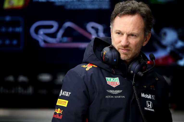 F1 | F1タイトル狙うレッドブル代表、ホンダPUを称賛「テストで高い信頼性を発揮。非常に励みになる」