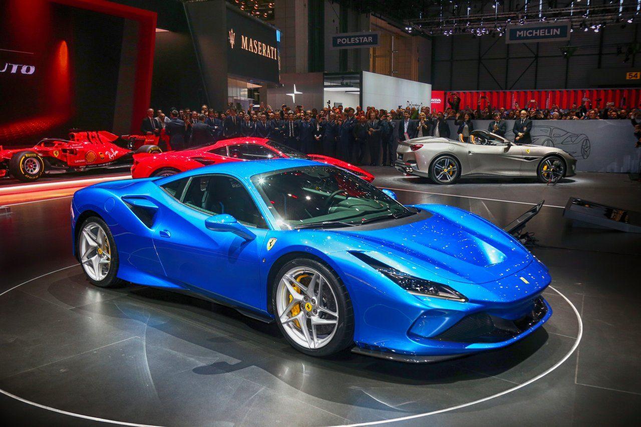 フェラーリのスーパーPHEV『SF90ストラダーレ』が世界三大デザイン賞のひとつで金賞獲得