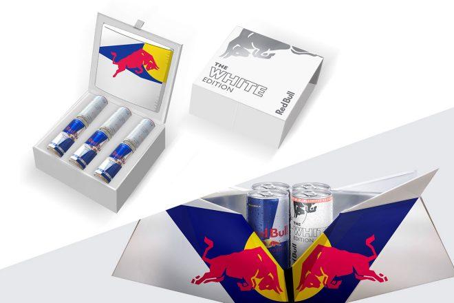 フレッシュにはじける限定ボックス(白い箱はローソン限定、その他の店舗は通常缶デザイン)