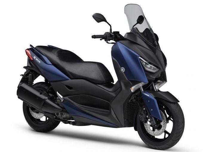 MotoGP | ヤマハ、スポーツスクーター『XMAX ABS』に新カラーを追加。3月25日より発売開始