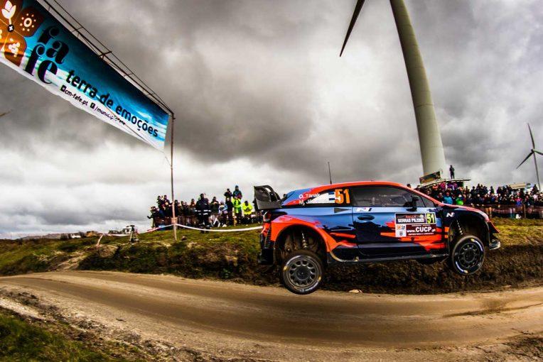 """ラリー/WRC   WRC:ヒュンダイのタナク&ソルド、第3戦メキシコの""""予習""""でポルトガル国内戦に出場"""