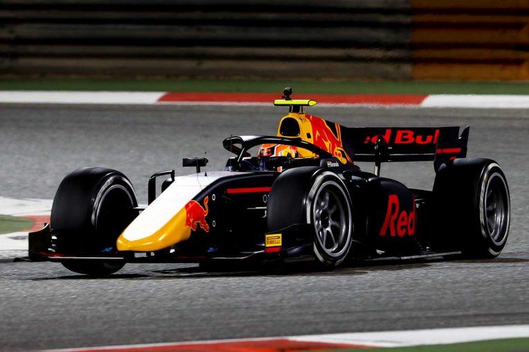 海外レース他   【リザルト】FIA-F2プレシーズンテスト2日目:ルーキーでレッドブル育成のダルバラが最速