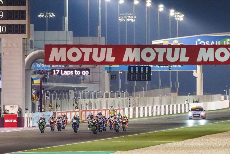 MotoGP | イタリアチーム多数のSBK、第2戦カタールの延期が決定。新型コロナウイルス対策が影響