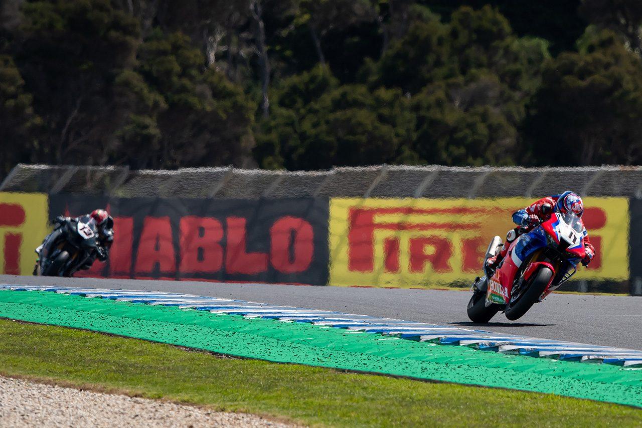 ジョナサン・レイ「自分のリズムは掴んだがタイヤがダメになった」/SBK第1戦オーストラリア レース2コメント